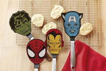 Le spatole della Marvel