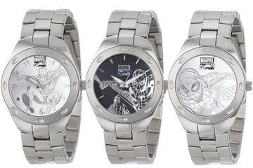 Gli orologi di Spider-Man