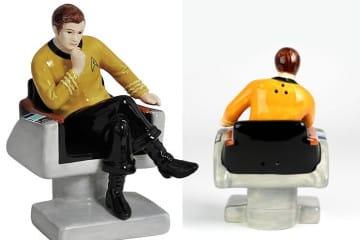 Sale e Pepe del Capitano Kirk