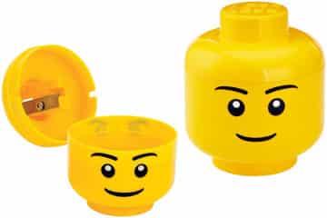 Il temperamatite LEGO