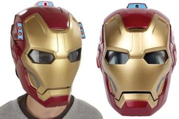 Maschera elettronica di Iron Man