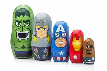 La matrioska degli Avengers