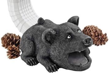 L'orso delle grondaie