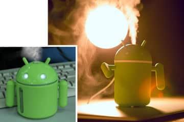 L'umidificatore USB di Android