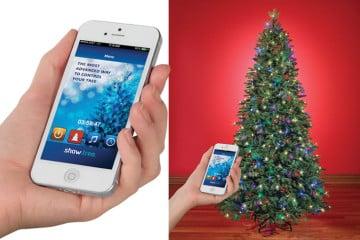 L'albero di Natale Wi-fi
