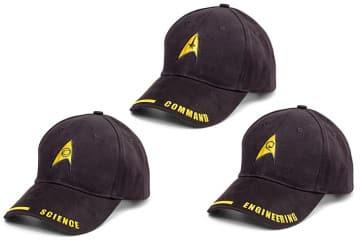 I cappellini di Star Trek