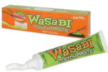 Dentifricio Wasabi