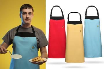 I grembiuli di Star Trek