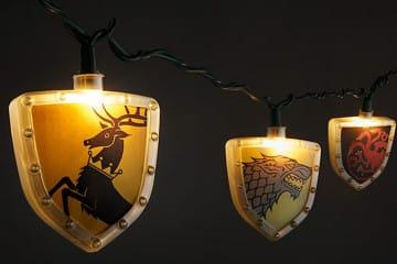 Le luci di Natale di Game of Thrones