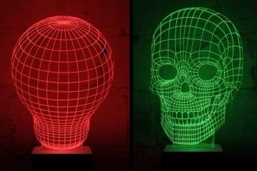 Light Art 3D