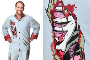 Il pigiama Zombie