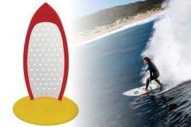 La grattugia da surfer