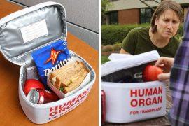 Lunch bag da serial killer
