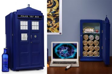 Mini frigo TARDIS