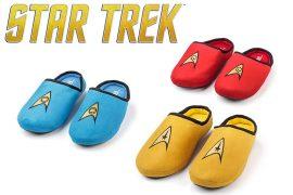 Le pantofole di Star Trek