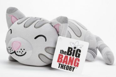 Peluche Soft Kitty di TBBT