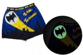 Boxer con Bat-segnale