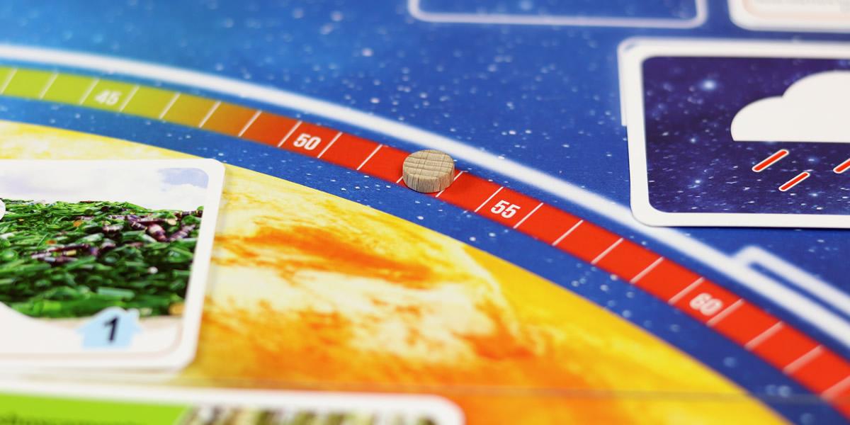 Global Warning - Indicatore temperatura terrestre