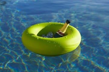 Margarita, portabottiglia da piscina