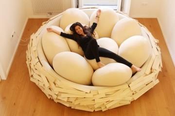 Il nido gigante