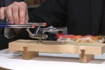 USS Enterprise da Sushi