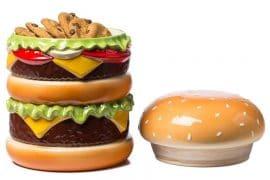 Biscottiera Cheeseburger