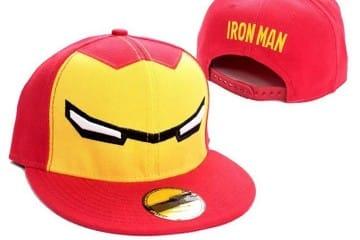 Cappellino di Iron Man