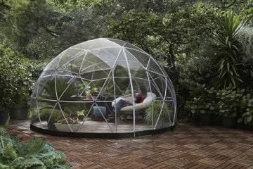 Igloo per il giardino