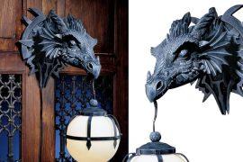 Lampada dragone