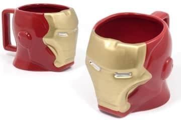 Il Mug 3D di Iron Man