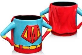 Il mug da Super Mamma
