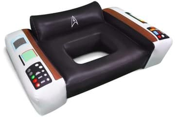 Poltrona da piscina dell'Enterprise
