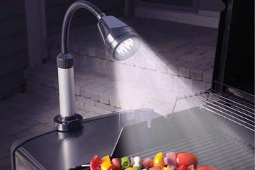 Luce LED per barbecue