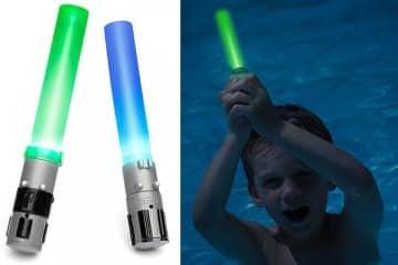 Mini Spade laser da piscina