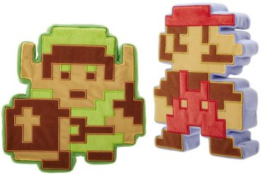 Peluche World of Nintendo 8-Bit