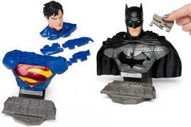 Puzzle 3D Justice League