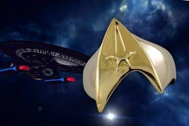 Anello di Star Trek