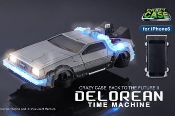 DeLorean per iPhone 6