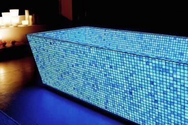 I mosaici fotoluminescenti