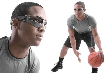 Occhiali con campo visivo ridotto