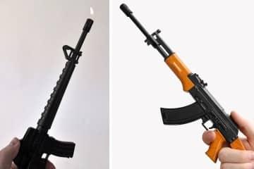 Fucili d'assalto per BBQ