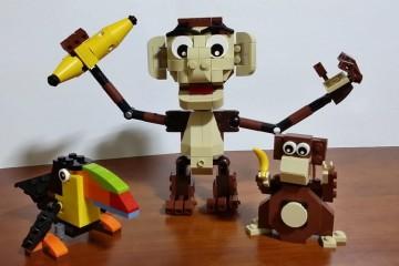 LEGO Animali della giungla