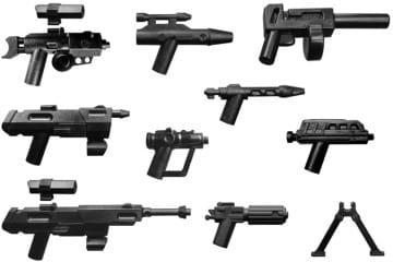 Armi spaziali LEGO