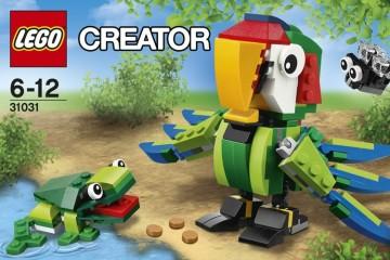 LEGO Animali della foresta