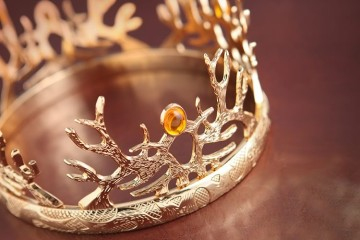 La corona di Game of Thrones