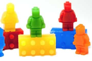 Saponette LEGO