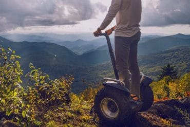 Segway per outdoor