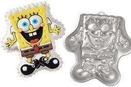 Tortiera SpongeBob