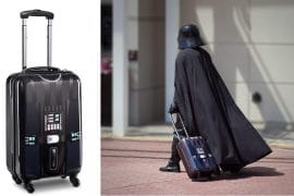 Trolley Darth Vader