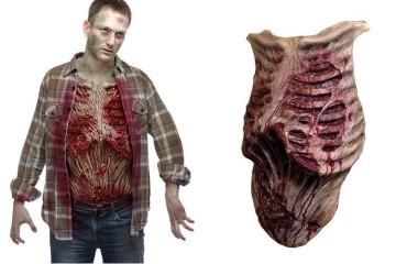 Busto da zombie